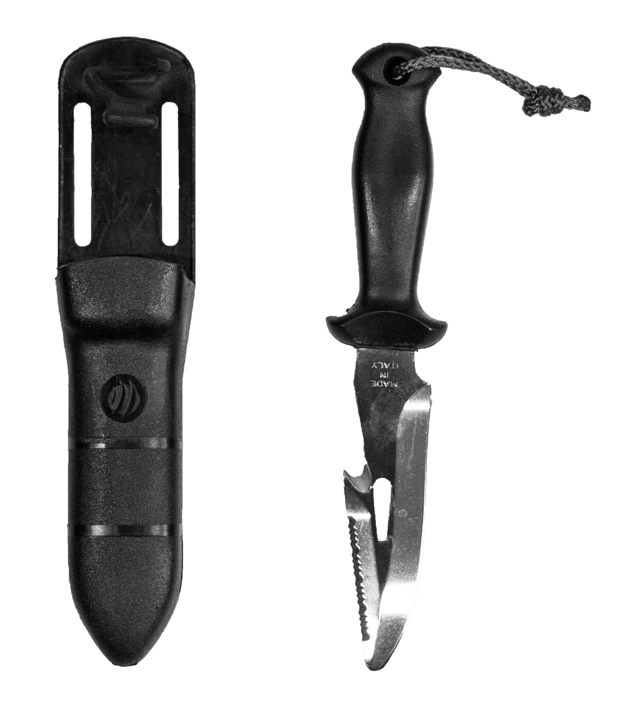 Nůž velký - Safety stainless knife  for Impact Vest 50N