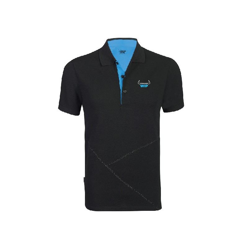 Short Sleeves Polo - Black