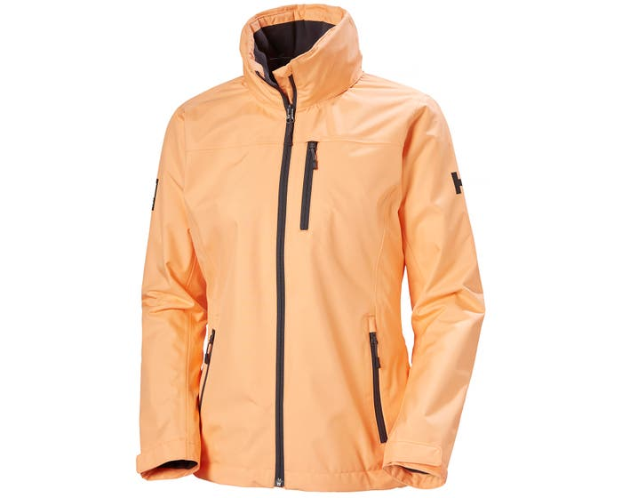 Dámská jachtařská bunda - W CREW HOODED MIDLAYER JACKET