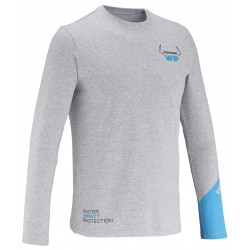 Triko šedé  -  Long Sleeves Grey T-Shirt